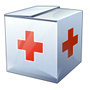 icon first aid box 90